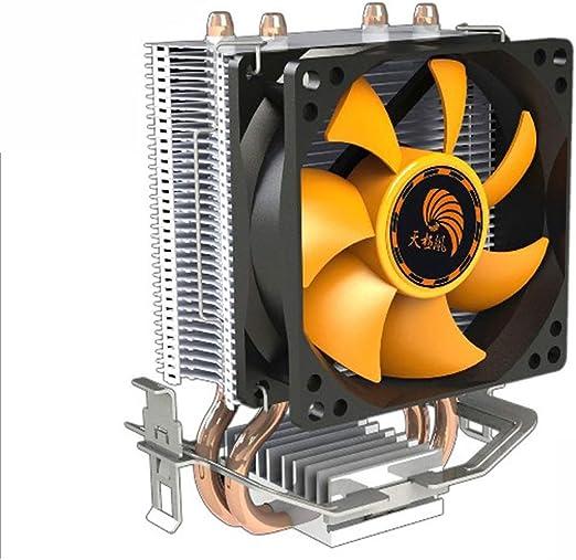 LINANNAV El disipador de Calor del Ventilador de la CPU admite el ...