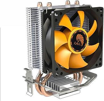 GPIILI El disipador de Calor del Ventilador de la CPU admite el ...