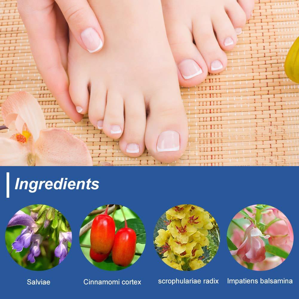 Nail Repair, Nail Repair Pen, Nail Solution, Natural Nail Treatment, Effective Against Nail Infection Restores Discolored & Damaged Nails 4pc : Beauty