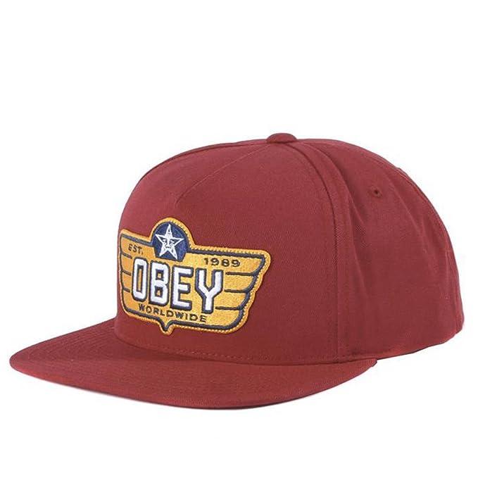Obey Gorra c695a65e233
