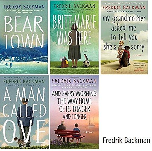 The Fredrik Backman Set: A Man Called Ove,