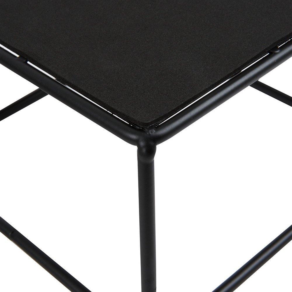 Tablecraft BKR4 Square 4-Piece Riser Set - 7'' x 6'' by Tablecraft (Image #4)