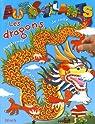 Autocollants : Les dragons par Beaumont