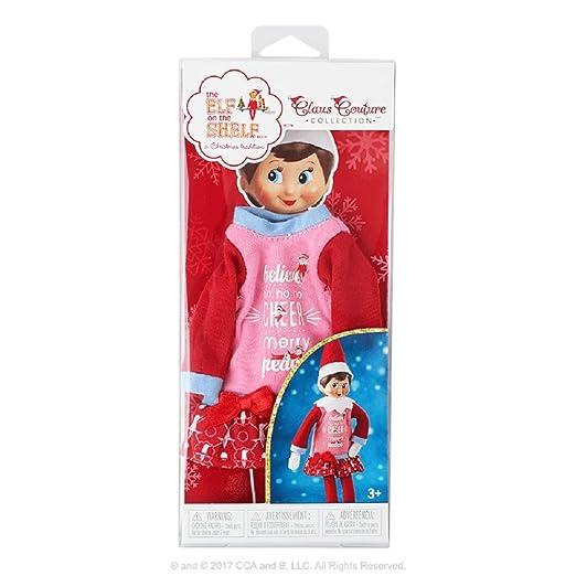 Amazon.com: Exclusivo 2017 el Elf en la plataforma Claus ...