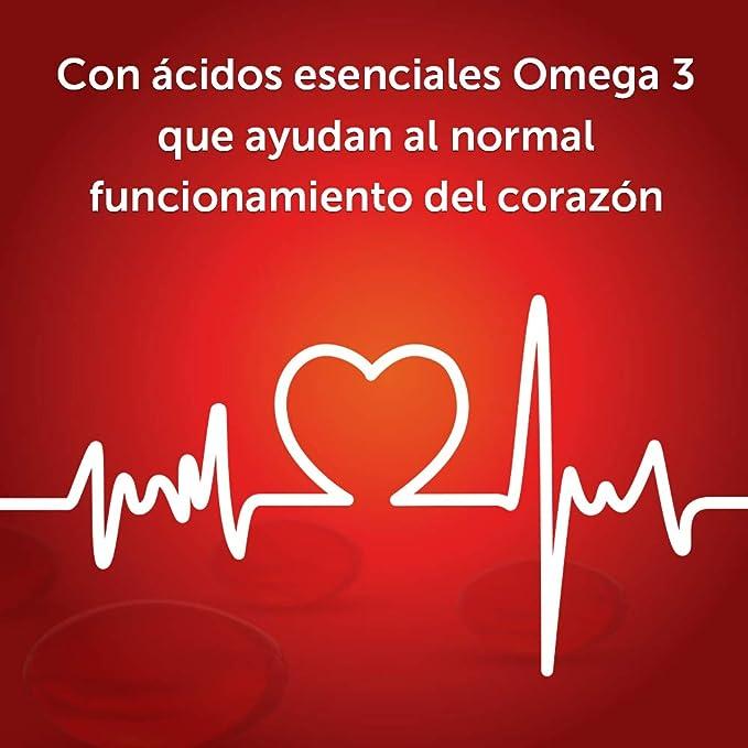 Megared Omega 3 - Aceite de Krill Complemento Alimenticio sin Regusto a Pescado 60 cápsulas: Amazon.es: Salud y cuidado personal
