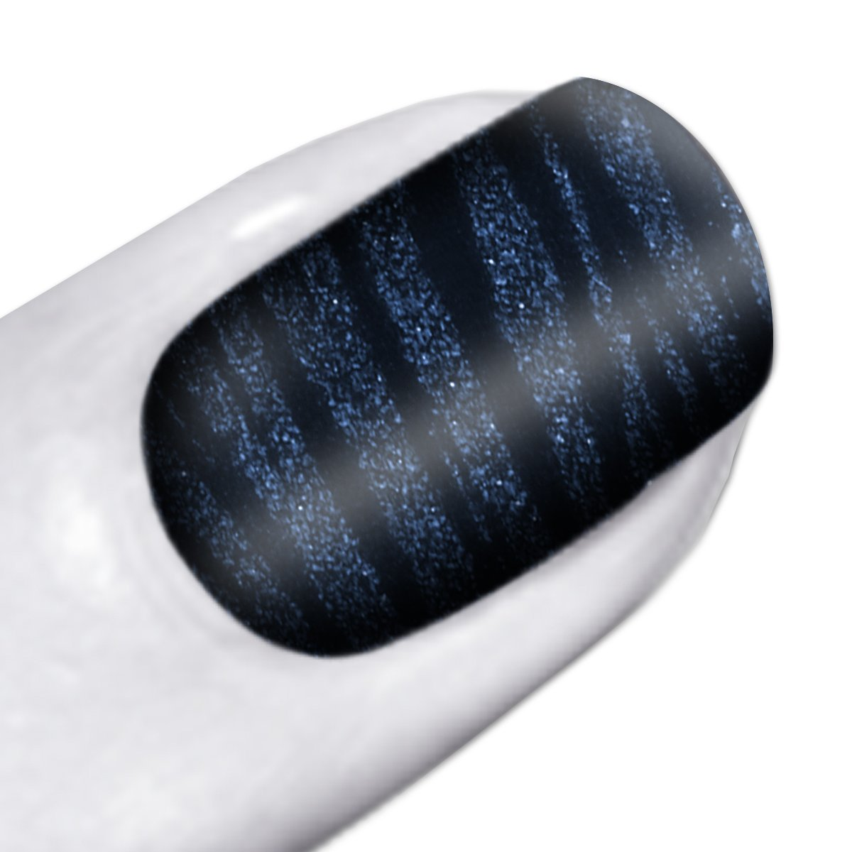 Maybelline jade - Colorama nailsticker, uñas postizas, color heavy metal, 18 unidades: Amazon.es: Belleza