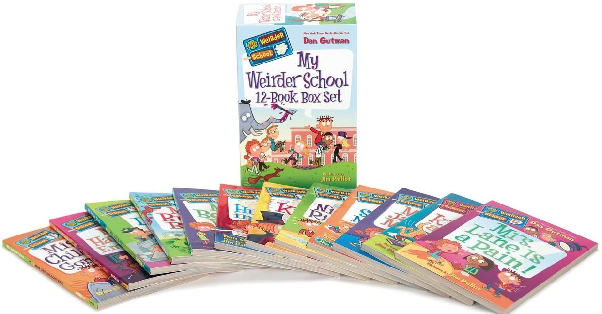 My Weirder School 12-Book Box Set: Books 1-12