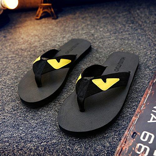 Xing Lin Sandalias De Hombre Verano Chanclas Antideslizantes Hombres Tendencia Zapatillas Zapatos De Hombre Sandalias Y Pantuflas Sandalias Sandalias De Verano Hombres black