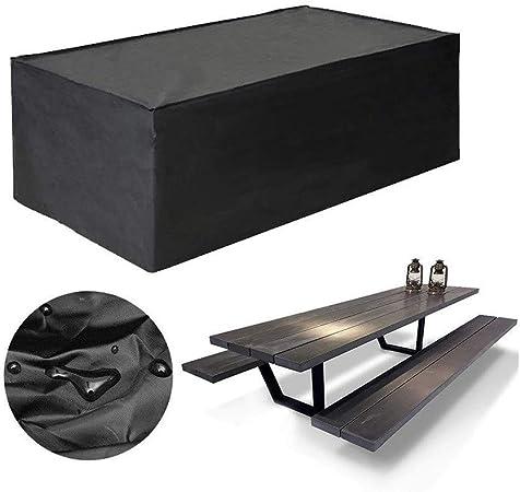 Lonas Conjuntos de Muebles Cubierta De Muebles De Jardín Cubierta De Polvo Muebles De Exterior Cubierta