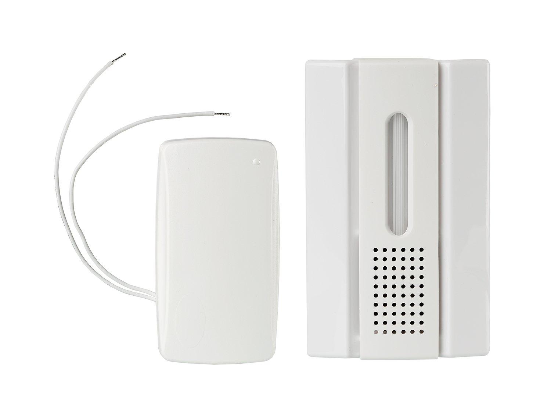 Carrill/ón inal/ámbrico para timbre con transmisor integrado Trust ACDB-7000BC blanco