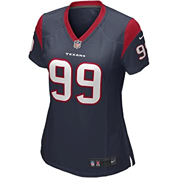 low priced 225ea f3f35 Amazon.com : Nike Women's J.J. Watt Houston Texans Game ...