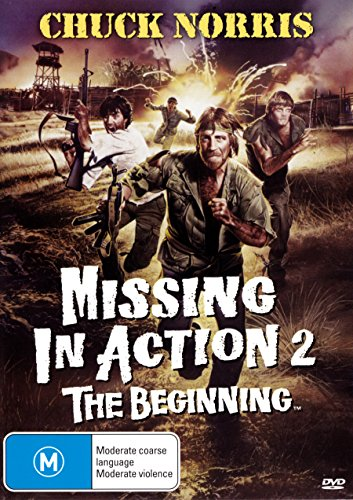 Missing in Action 2 - The Beginning [NON-USA Format / PAL / Region 4 Import - Australia] (Missing In Action 2 The Beginning 1985)