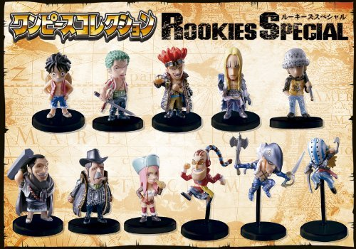 - One-piece collection ROOKIES SPECIAL BOX (Candy)