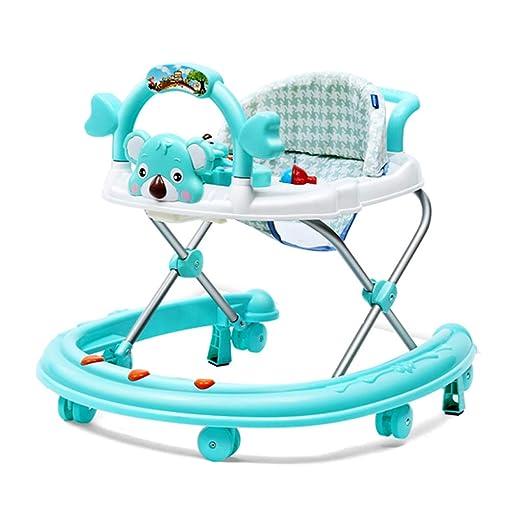 Andadores para bebés, 6-18 meses El asiento antivuelco plegable ...