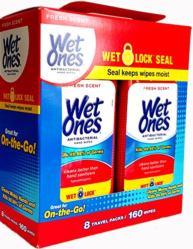 wet-ones-hypoallergenic-fresh-scent-anti-bacterial-wipes-8-travel-packs-160-wipes