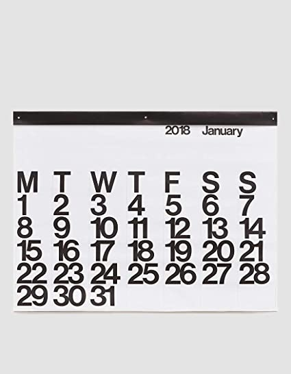amazon com 2019 stendig wall calendar office products