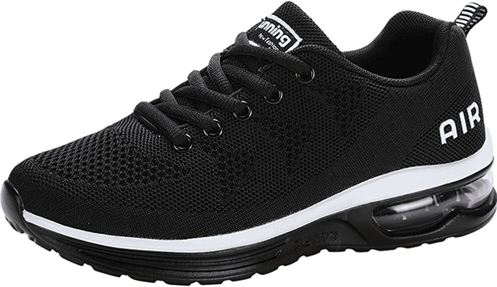 JARLIF Women's Lightweight Athletic Running Shoes