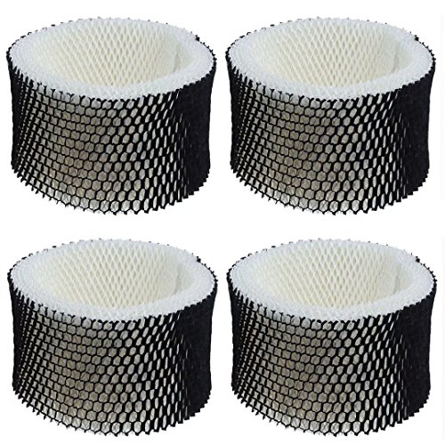 Humidifier Filter for Holmes''A'' HWF62CS Replacement Air Humidifier Filter for Holmes HM1701 HM2409 HM1300 HM1100 Filter Attachment 4Packs by Huiaway