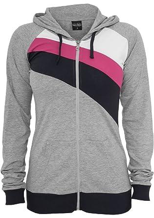 Pour Jersey À Urban Sweat Femme Capuche Shirt Classics 3 Color qUHT4wPvHx