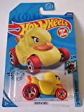 Hot Wheels 2020 Street Beasts Duck N' Roll, Yellow 132/250