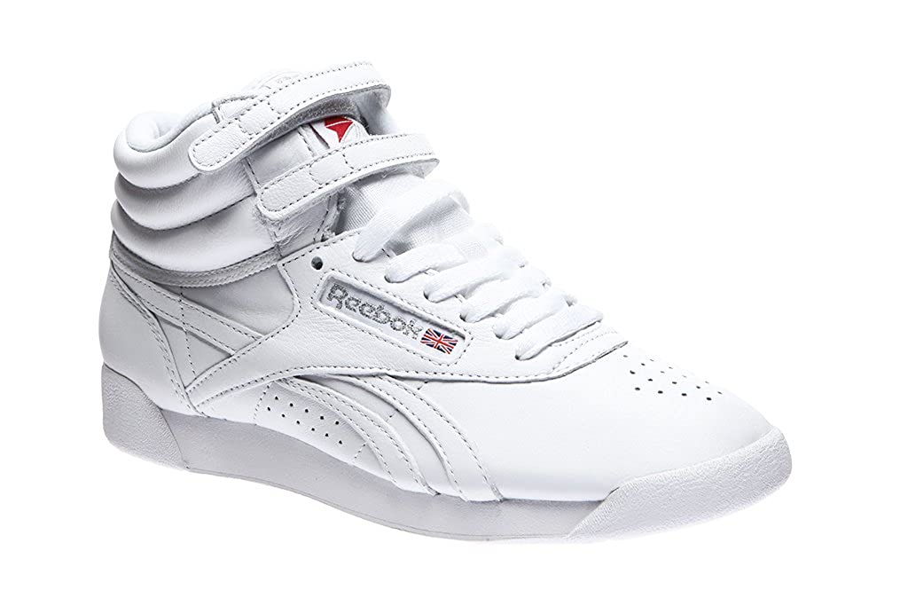 TALLA 38 EU. Zapatillas Reebok Freestyle HI Blanco