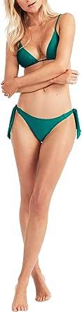 Tigerlily Women's Nimes Cheeky Bikini Pant