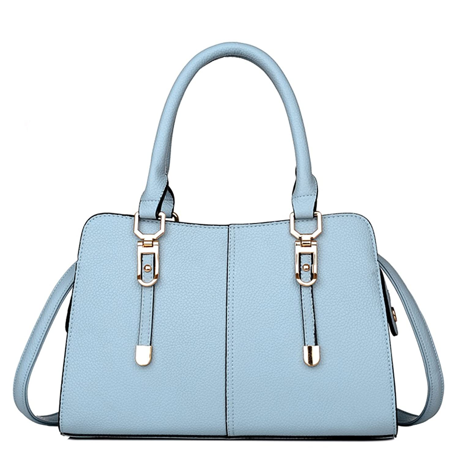 FAIRYSAN Women Shoulder Bag Business Handbag PU Leather Top Handle Bag Purse