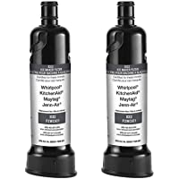 Replacement for Ice Maker Water Filter Whirlpool F2WC9I1 ICE2 for 50 Pound Ice Machines - 2-pack