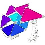 Nanoleaf Rhythm Larger Kit - 15 x Modular Inteligente LED & Módulo Integriert, 2 W, 16.7 Millionen Farben, 13.7 x 29.5 x…