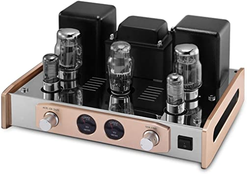 nobsound Hi de End gt-kt88-sv Valve Tube Amplificador estéreo de ...