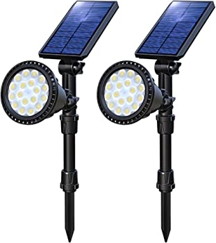 OSORD Outdoor Solar Lights