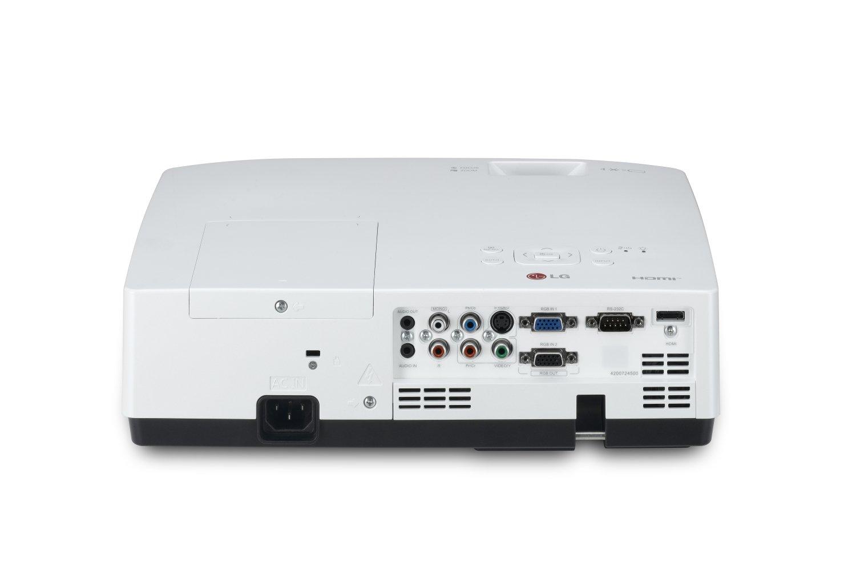 LG BD430 - Proyector XGA, HDMI, Altavoces, 2700 Ansi, Color Blanco