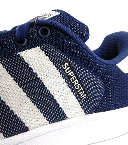 Dark Shoes Trainers Blue Sneakers Mens Adidas Originals White Superstar YwvnqTPAXP