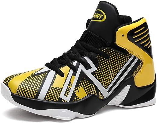 FJJLOVE Zapatillas de Baloncesto, Zapatillas de Baloncesto ...