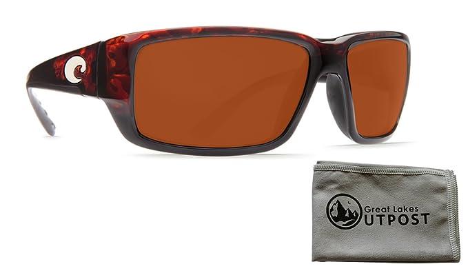 a8ef1f8bcae89 Costa del mar fantail copper tortoise frame sunglasses with cloth jpg  679x396 Fantail tortoise