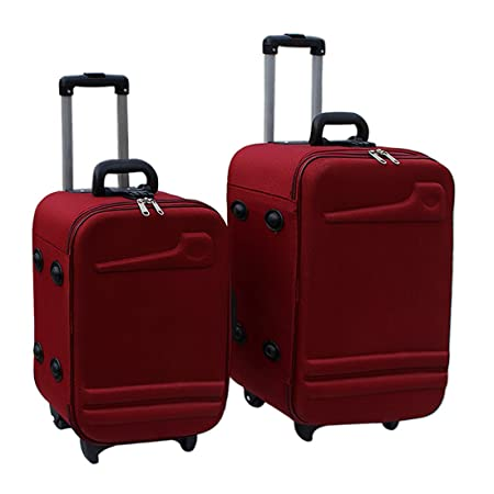 Kaazz Imported Classy 24+20 Check in Luggage Luggage Sets