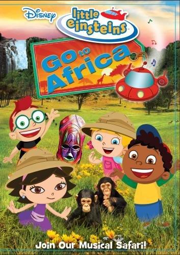 UPC 885444307263, Little Einsteins: Go To Africa