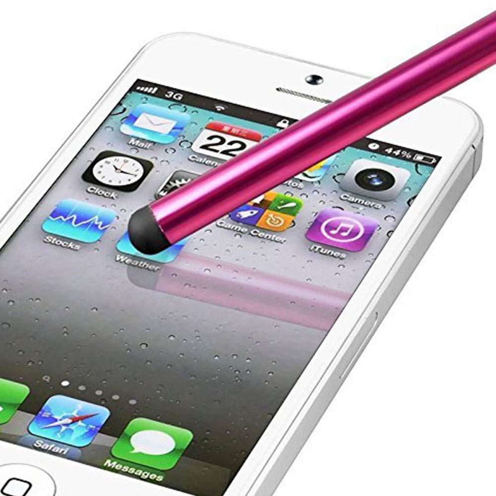 Blackberry et Mobile, Samsung Galaxy ASUS Tablet DDG EDMMS 10x dorigine Universelle Stylet capacitif de Stylet pour iPad 1 et 2 Mobile HTC Tablet PC 3 iPhone 5 4S Advent