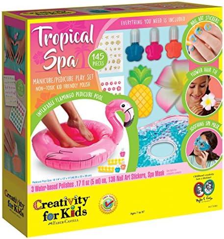 Creativity Kids Tropical Spa Manicure product image
