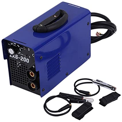 Todos los Grade ZX6 – 200 MMA IGBT Soldador Soldadura manualmente Cambio Richter Inverter PWM de