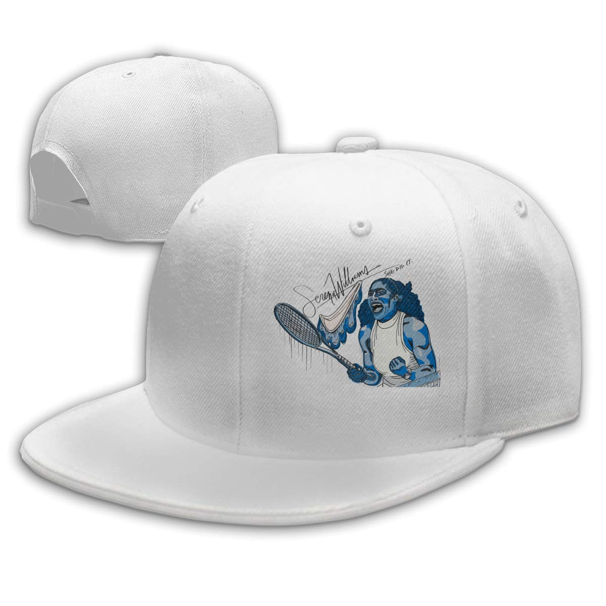 Serena is the Answer Unisex Trucker Hat Cap Adjustable