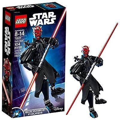 LEGO Star Wars Darth Maul 75537 Building Kit (104 Piece): Toys & Games