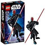 LEGO Star Wars Darth Maul 75537 Building Kit (104 Piece) Stacking Toys