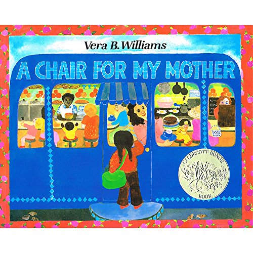 Price comparison product image INGRAM BOOK & DISTRIBUTOR A CHAIR FOR MY MOTHER (Set of 3)