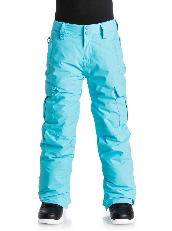 Quiksilver Boys Porter - Snow Pants Snow Pants Blue 10 by Quiksilver