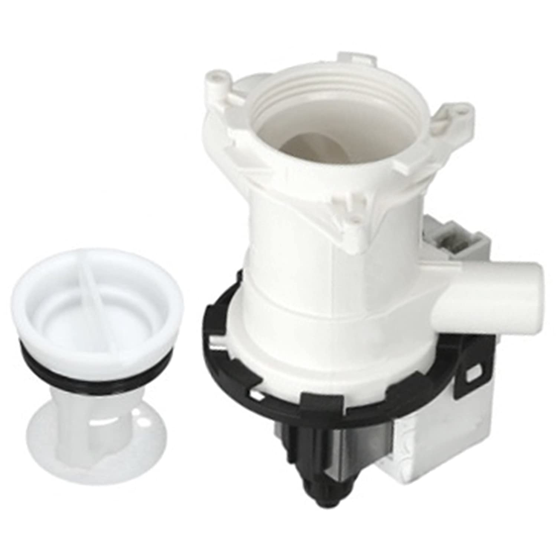 Spares2go completo bomba de drenaje Outlet filtro de cartucho para ...