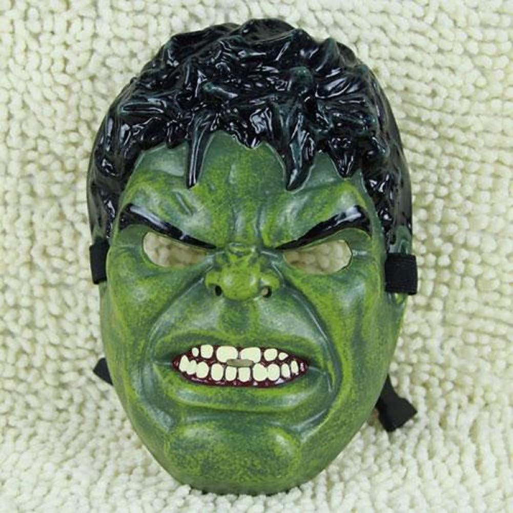 RCFRGV Máscara de Halloween Máscara Hombres Adultos Halloween Carnaval Festival de Disfraces/Disfraces de Carnaval de Resina Festiva