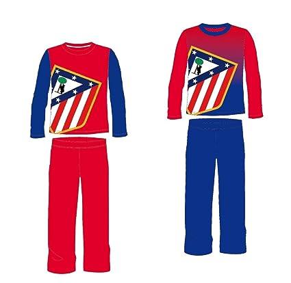 Pijama infantil micropolar de Atletico de Madrid