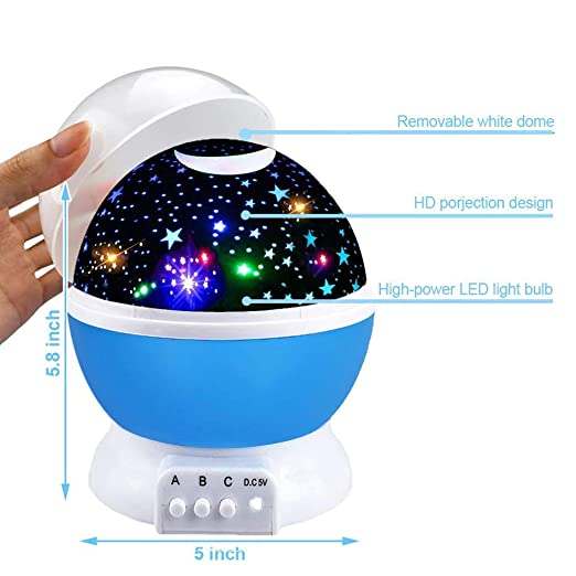 Cool Toys For 2 10 Year Old Boys Girls Kids Tisy Wonderful Quiet Romantic Projector Lamp
