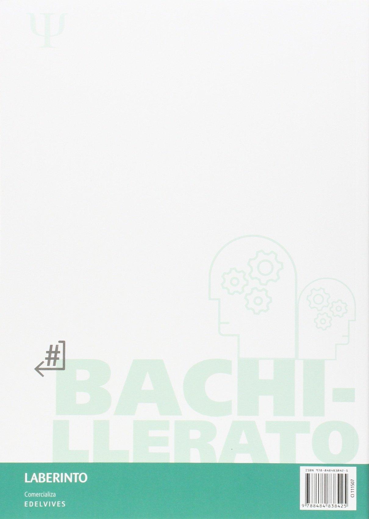Psicología 2º Bach. LOMCE Pack teoría y práctica - 9788484838456: Amazon.es: Vela León, Juan Antonio: Libros
